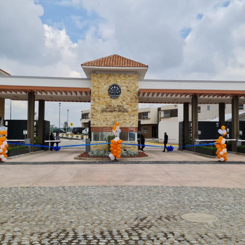 ¡Inauguramos Villas San Fernando!